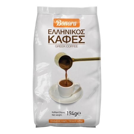 BONORA Καφές Ελληνικός 194gr