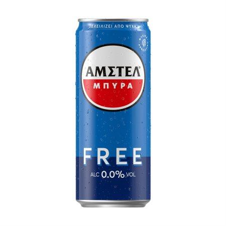 ΑΜΣΤΕΛ Free Χωρίς Αλκοόλ Μπίρα 330ml