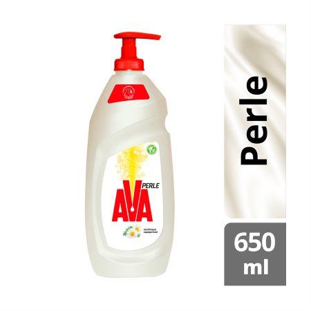 AVA Perle Απορρυπαντικό Πιάτων Υγρό Χαμομήλι 650ml