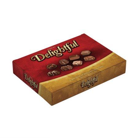 DELIGHTFUL Σοκολατάκια Κασετίνα 180gr
