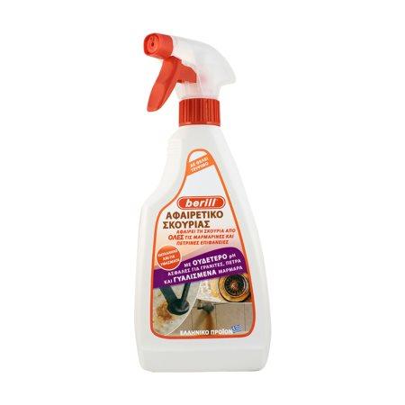 BERILL Καθαριστικό Σπρέι κατά της Σκουριάς 500ml