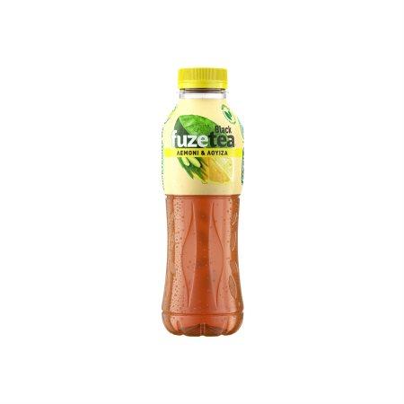 FUZETEA Ice Tea Λεμόνι με Λουίζα 500ml