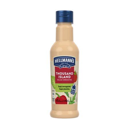 HELLMANN'S Dressing 1000 Island Χωρίς γλουτένη 210ml
