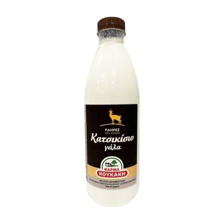 ΦΑΡΜΑ ΚΟΥΚΑΚΗ Φρέσκο Γάλα Κατσικίσιο 3,7% 1lt