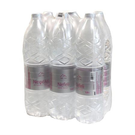 ΝΕΦΕΛΗ Νερό Επιτραπέζιο 6x1,5lt