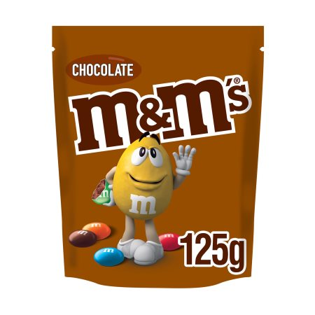 M&M'S Κουφετάκια Σοκολάτας 125gr