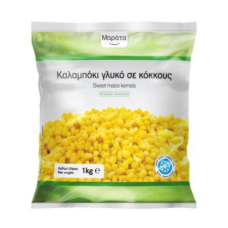 Καλαμπόκι Κόκκοι ΜΑΡΑΤΑ 1kg