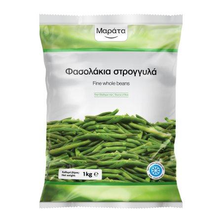 Φασολάκια Στρογγυλά ΜΑΡΑΤΑ 1kg