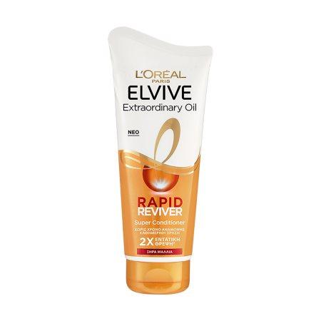 ELVIVE Κρέμα Μαλλιών Rapid Reviver Extraordinary Oil 180ml