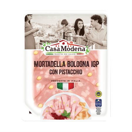 CASA MODENA Μορταδέλα Bologna Ιταλίας Χωρίς γλουτένη 125gr