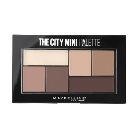 MAYBELLINE Παλέτα Σκιών The City No480 Matte About 6gr
