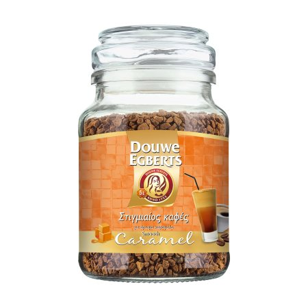 DOUWE EGBERTS Καφές Στιγμιαίος Καραμέλα 100gr