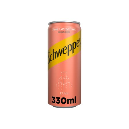 SCHWEPPES Αναψυκτικό Pink Grapefruit 330ml