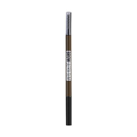 MAYBELLINE Μολύβι Φρυδιών Ultra Slim No02 Soft Brown