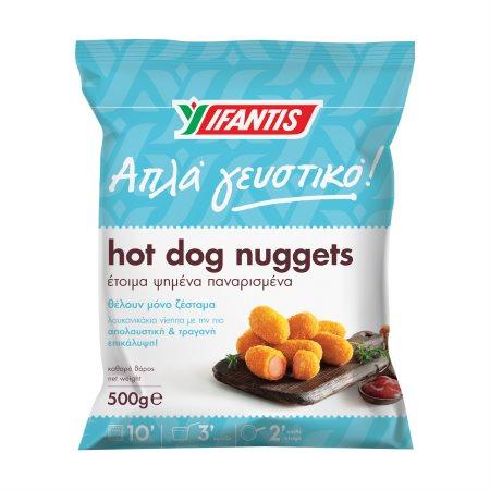 Hot Dog Nuggets ΥΦΑΝΤΗΣ 500gr