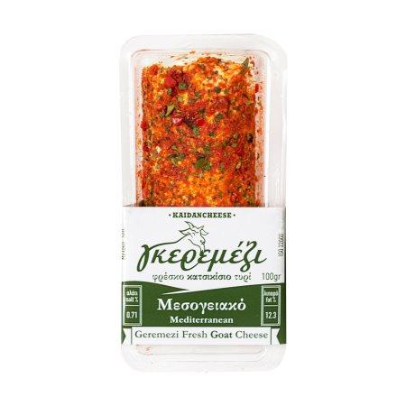 Τυρί Μαλακό ΚΑΪΔΑΝΤΖΗΣ Γίδινο Γκερεμέζι Μεσογειακό 100gr