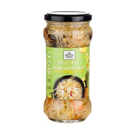 ORIENTAL EXPRESS Ασιάτικα Λαχανικά με Ανανά 180gr