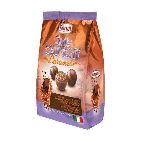 SORINI Σοκολατάκια με Αλατισμένη Καραμέλα 200gr