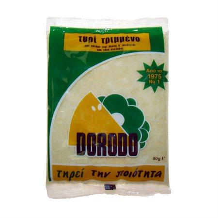 Τυρί DORODO τριμμένο 80gr