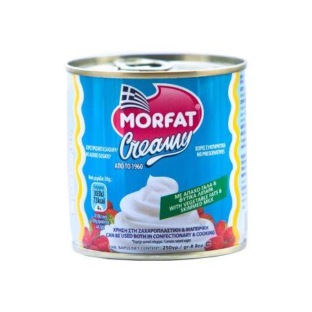 MORFAT Creamy Σαντιγί 250gr