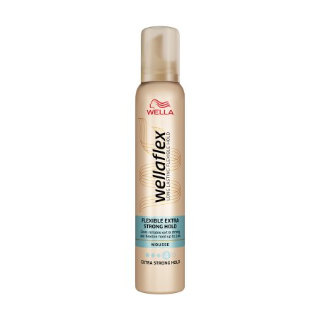 WELLAFLEX Αφρός Μαλλιών Πολύ Δυνατό Κράτημα 200ml