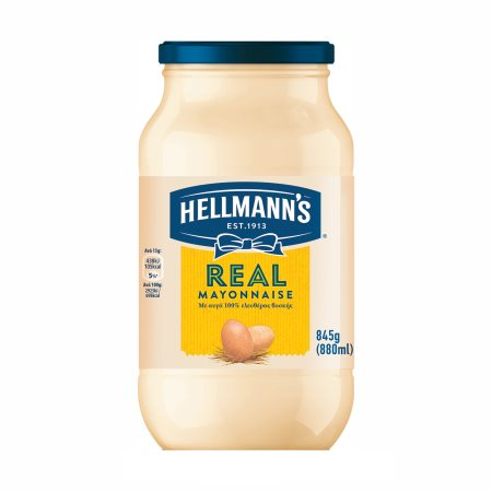HELLMANN'S Real Μαγιονέζα 880ml