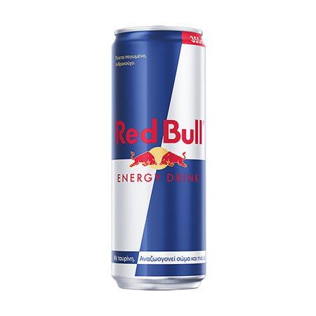 RED BULL Ενεργειακό Ποτό 355ml