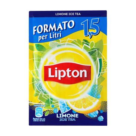 LIPTON Ice Tea Λεμόνι σε Σκόνη 125gr