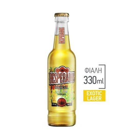 DESPERADOS Mπίρα Lager 330ml