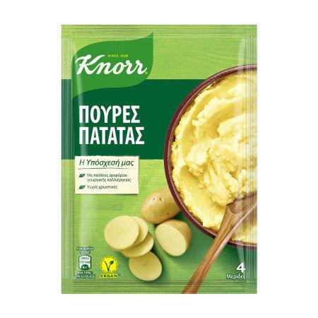 KNORR Πουρές Πατάτας 95gr