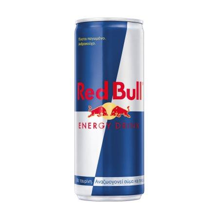 RED BULL Ενεργειακό Ποτό 250ml