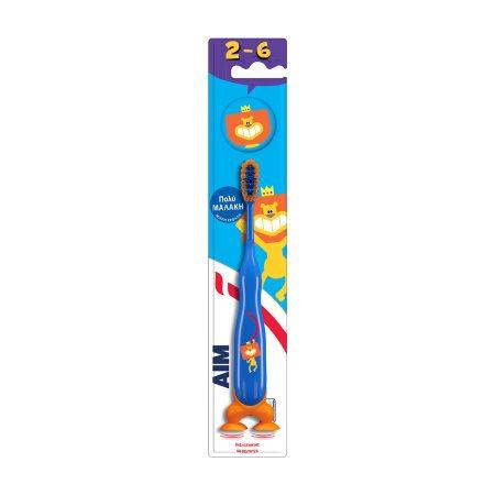 AIM Οδοντόβουρτσα Παιδική 2-6 ετών