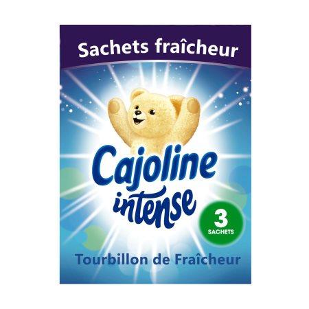 CAJOLINE Αρωματικά Φακελάκια Blue Fresh 3τεμ