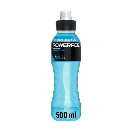 POWERADE Mountain Blast Ισοτονικό Ποτό 500ml