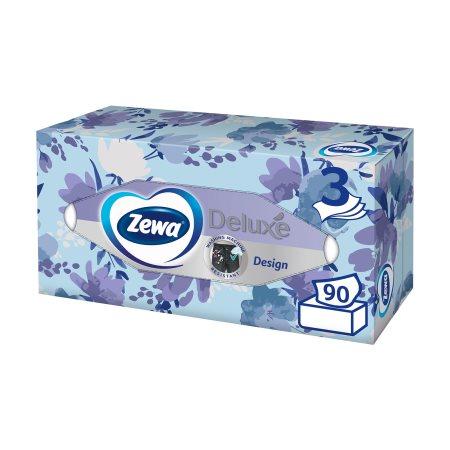 ZEWA Family Χαρτομάντηλα Γραφείου 3 Φύλλων 80τεμ 162gr