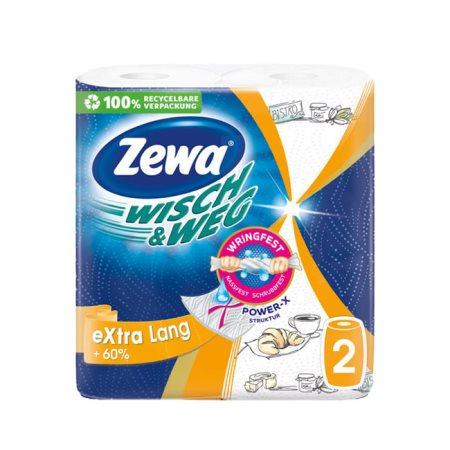 ZEWA Wisch&Weg Χαρτί Κουζίνας Decor 2x188gr