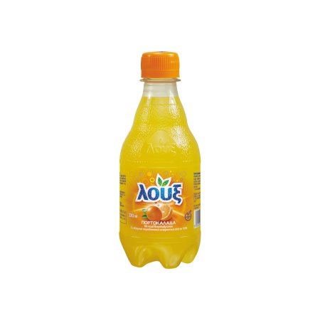 ΛΟΥΞ Αναψυκτικό Πορτοκαλάδα με Ανθρακικό 330ml