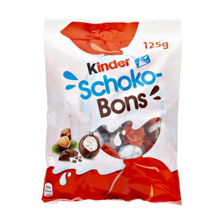KINDER Schoco Bons Σοκολατάκια Χωρίς γλουτένη 125gr