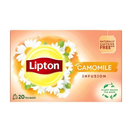 LIPTON Αφέψημα Χαμομήλι 20 φακελάκια x1gr