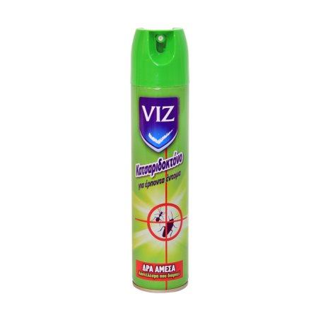 VIZ Εντομοκτόνο Σπρέι για Έρποντα Έντομα 300ml