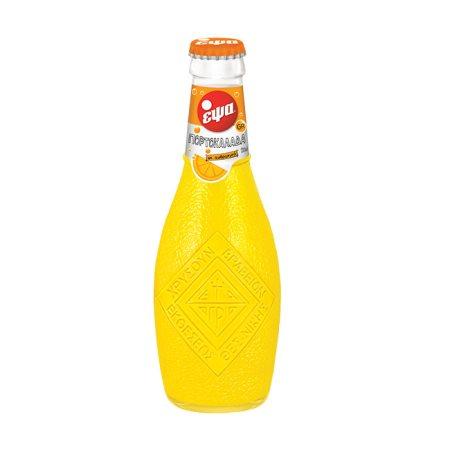 ΕΨΑ Αναψυκτικό Πορτοκαλάδα με Ανθρακικό 232ml