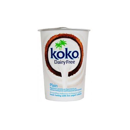 KOKO Επιδόρπιο Φυτικό Καρύδας Vegan Χωρίς γλουτένη 500gr