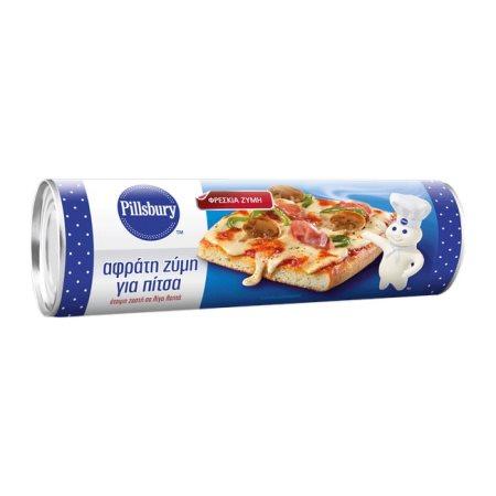 PILLSBURY Ζύμη για Πίτσα Αφράτη 400gr