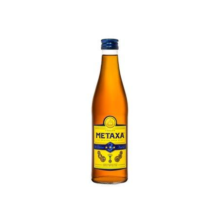 METAXA 3* Αλκοολούχο Ποτό 350ml