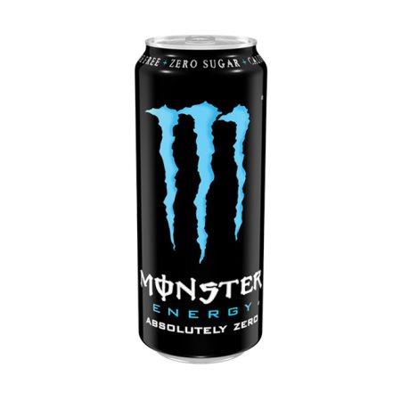 MONSTER Absolutely Zero Ενεργειακό Ποτό Χωρίς ζάχαρη 500ml