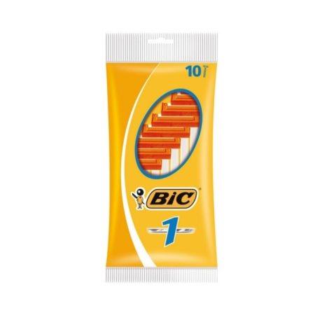 BIC Ξυραφάκια Μιας Χρήσης 1 Λεπίδα 10τεμ