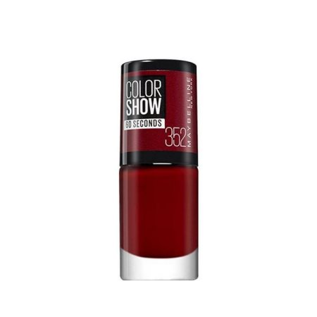 MAYBELLINE Βερνίκι Νυχιών Color Show Νo352 Downtown Red