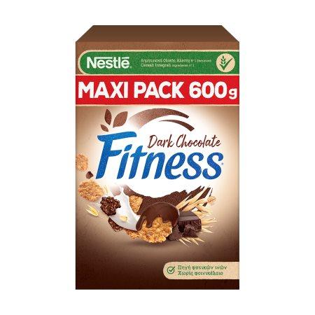 NESTLE Fitness Δημητριακά με Μαύρη Σοκολάτα 600gr