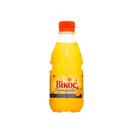 ΒΙΚΟΣ Αναψυκτικό Πορτοκαλάδα με Ανθρακικό 330ml