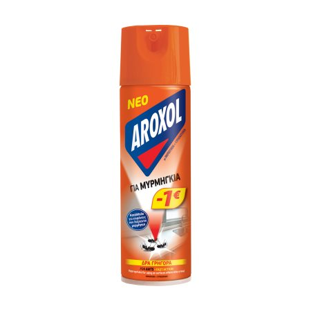 AROXOL Εντομοκτόνο Σπρέι για Μυρμήγκια 250ml